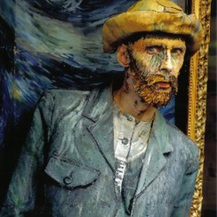 painting channing van gogh